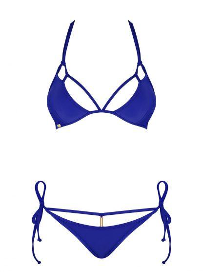 """Bikini-Set """"Costarica"""" blau von Obsessive"""
