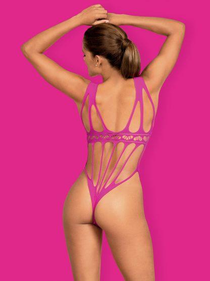 "Netz-Body ""B121"" pink von Obsessive"