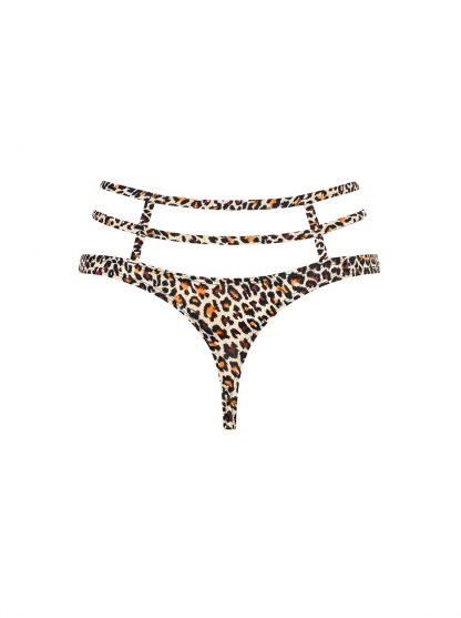 "String ""Selvy"" leopard von Obsessive"
