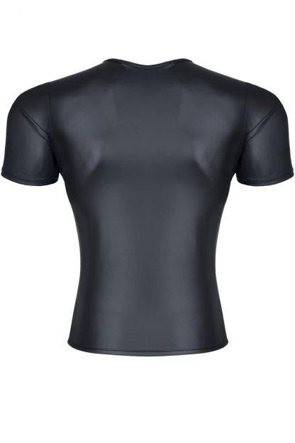 Wetlook T-Shirt schwarz von Regnes Fetish Planet - TSH001